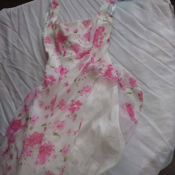 Rose Mermaid Dress Like New